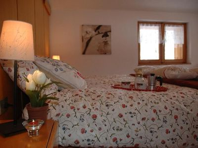 At 2 steps from the center and from the ski slopes!  - 'Romantic'