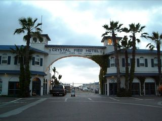 San Diego condo photo - Historic Crystal Pier