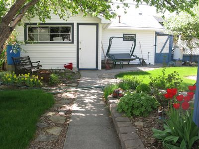 Calgary house rental - Garage