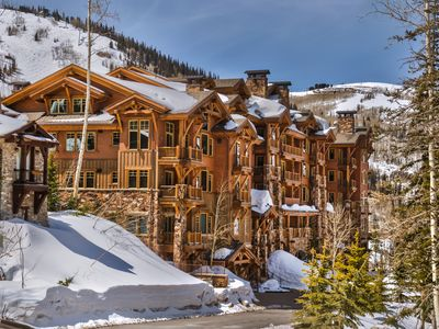 Luxury Ski In Ski Out Condo located in Deer Valley's Empire Pass