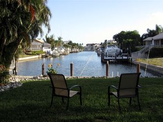 Vacation Homes in Marco Island house photo - Our Private Canal - 10 Minute Boat Ride Into The Gulf Of Mexico