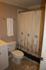Tybee Island condo photo - Hall bath