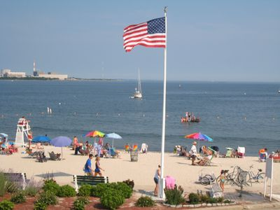 Niantic house rental - Crescent Beach
