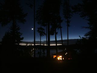 Coeur d 'Alene house photo - Starlights over Homeport and Lake