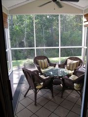 Murrells Inlet townhome photo - Screened Porch