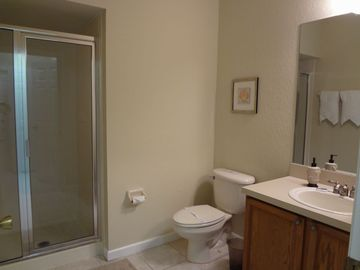 First Floor Bathroom with Shower