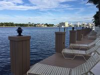 Tranquil Direct Waterfront In The Heart Of Fort Lauderdale Beach