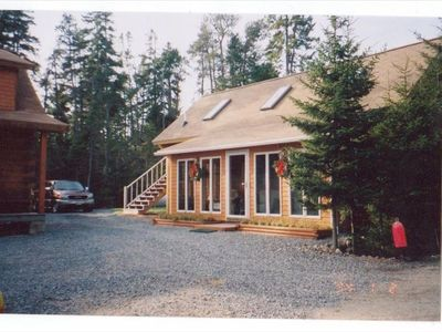 Two bedroom guest cottage