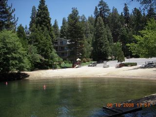 Lake Arrowhead house photo - Beach area & Playground (3 mins. walking distance)