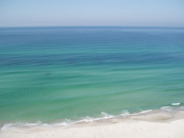 Gulf as seen from our 16 x 16 balcony!!!!!!