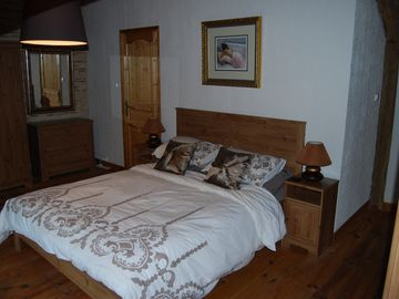 Oak Lodge - Bedroom