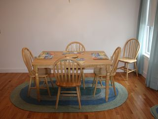 York Beach apartment photo - Dining area has a free flowing layout with large amount of seating