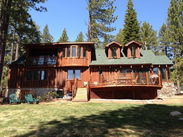 North Upper Truckee house rental