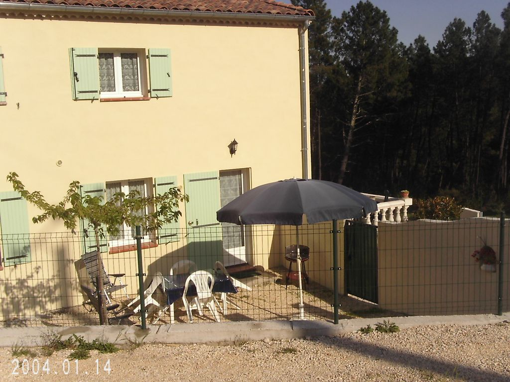 Holiday house, 52 square meters