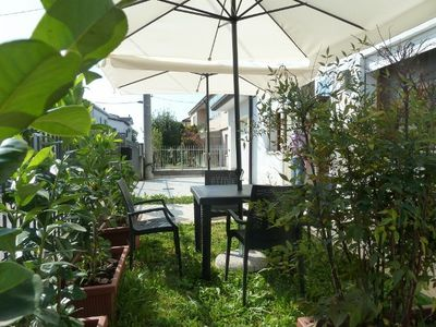 Open Space: small Garden
