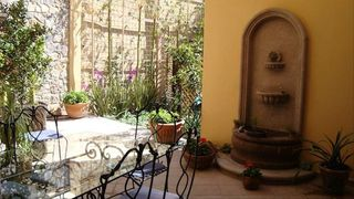San Miguel de Allende house photo - outdoor dining