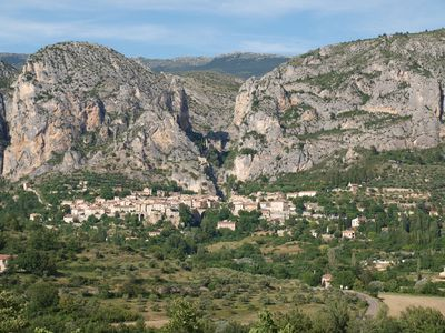 MOUSTIERS SAINTE MARIE 28m2 STUDIO Centre