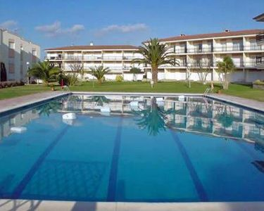 Popular apartment for 5 people, with swimming pool, in Calella de Palafrugell