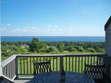 Harbor Springs condo rental - View from Balcony