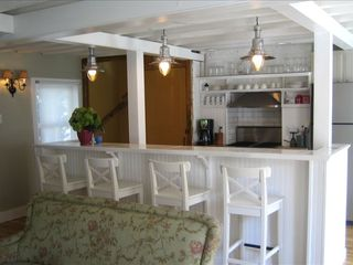 Open kitchen - New Hope cottage vacation rental photo