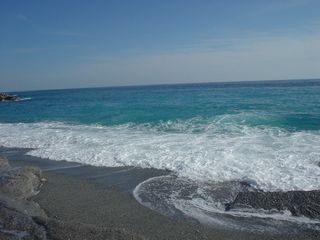 Reggio Calabria City villa photo - Blue sea in front of house