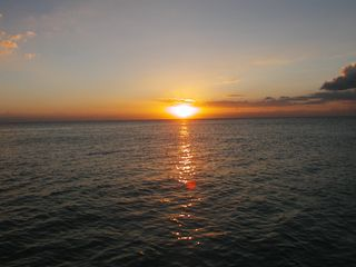 Cabo Rojo apartment photo - Another impressive sunset!