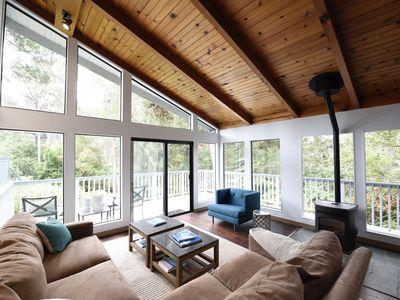 Stunning Aptos Home with Treetop Views Adjacent to the Seascape Golf Course