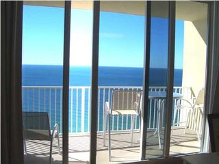 Tidewater Beach Resort condo photo - 18ft wide balcony overlooking the Ocean