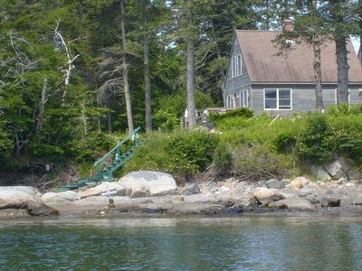 House from water