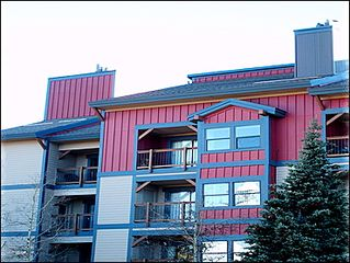 Breckenridge condo photo - Located in Historic Downtown