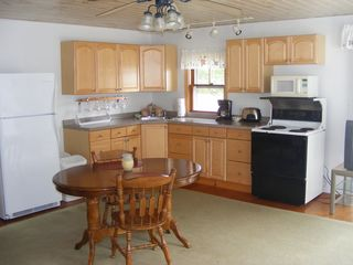 #3 Kitchen/Dining Area - Alton cottage vacation rental photo