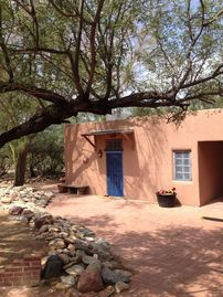 Tucson house rental - The Casita means the 'little house' in Spanish. (Casa means 'house').