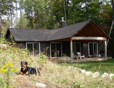 Lake Placid chalet rental - Ah, this is the life!