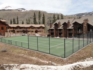 Durango condo photo - TENNIS COURTS