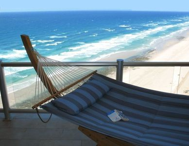 Your Own Private Hammock to Swing the Day Away and Enjoy the Awesome View
