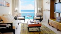 1B/1B OceanFront Balcony King Suite with Ocean View Short to Long Term Rental