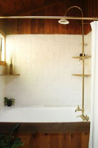 Bath/Shower in House