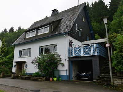 Spacious home with private terrace, large garden in the beautiful Sauerland