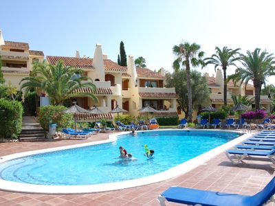 Gorgeous centrally located poolside apartments with great views. Rent 1 or both! - Las Palmeras 23 ; 2 bed, 2 bath, 3 terraces, sleeps up to 7