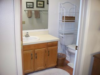 Green Valley townhome photo - master bath with walk in shower