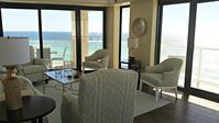 Luxurious Gulf Front 2BR/2BA Condo! Panoramic Views, Professional decor, & Wifi!