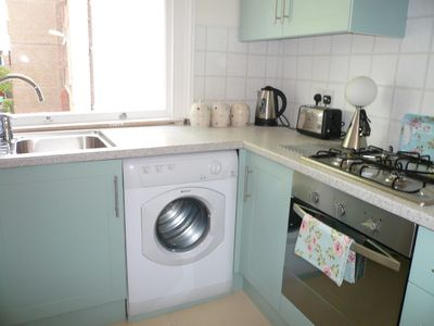 Kings Cross apartment rental - 36 (flat 2's) Kitchen