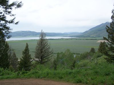 view of Henry's Lake