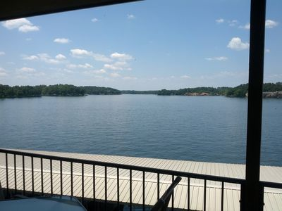 Hot Springs condo rental - Best View on the Lake!