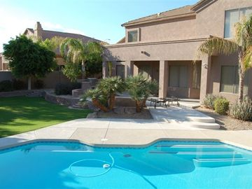 Chandler house rental - Heated Pool and Large Backyard