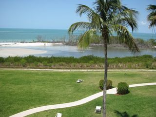 Fort Myers Beach condo photo - View of the wildlife area from the lanai.