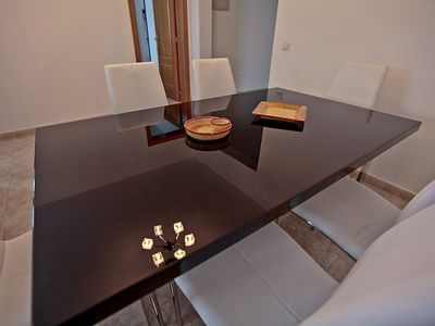 Playa Blanca villa rental - Inside dining area