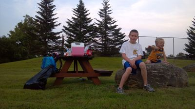 Picnic are fun at the Pinnacle Inn