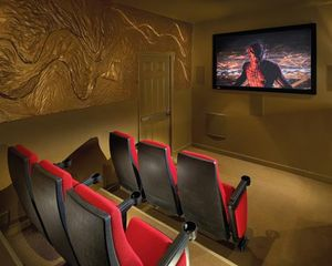 Old Town Scottsdale condo photo - Bring your DVD and watch it on the BIG screen