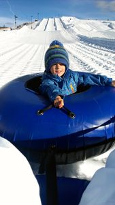 Tubing hill in nearby Frisco (15 minutes away)